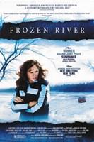"Frozen River - 11"" x 17"", FulcrumGallery.com brand"