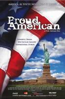 "Proud American - 11"" x 17"""