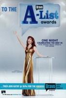 """A-List Awards - 11"""" x 17"""""""