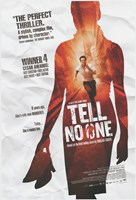 """Tell No One - 11"""" x 17"""""""