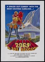 "2069: A Sex Odyssey - 11"" x 17"""