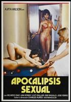 "Apocalipsis sexual - 11"" x 17"""