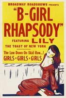 """B-Girl Rhapsody - 11"""" x 17"""" - $15.49"""