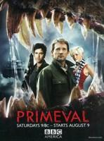 """Primeval (TV) - 11"""" x 17"""""""