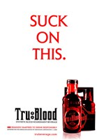 True Blood (TV) Suck on This Fine Art Print