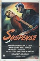 """Suspense - 11"""" x 17"""" - $15.49"""