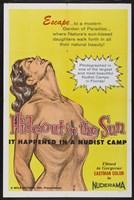 "Hideout in the Sun - 11"" x 17"""