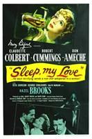 "Sleep My Love - 11"" x 17"" - $15.49"