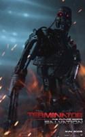 "Terminator: Salvation - style A - 11"" x 17"""