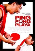 """Ping Pong Playa - 11"""" x 17"""""""