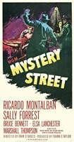 "Mystery Street - 11"" x 17"""