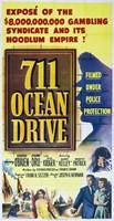 "711 Ocean Drive - long - 11"" x 17"", FulcrumGallery.com brand"