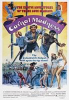 "Carnal Madness - 11"" x 17"" - $15.49"