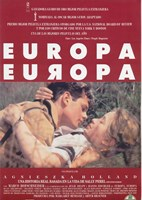 "Europa Europe - 11"" x 17"""