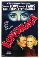 """Espionage - 11"""" x 17"""""""