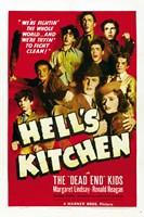 """Hell's Kitchen - 11"""" x 17"""""""