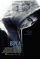 """Boy A - 11"""" x 17"""""""