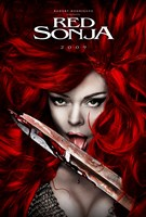 """Red Sonja - style A, 2009, 2009 - 11"""" x 17"""""""