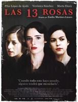 "13 Roses - 11"" x 17"""