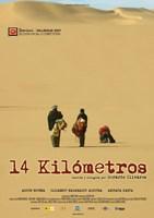 "14 kilometros - 11"" x 17"""