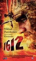 """1612: Khroniki smutnogo vremeni, 1612 - 11"""" x 17"""""""