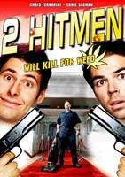 """2 Hitmen - 11"""" x 17"""""""