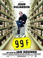 "99 francs - aisle - 11"" x 17"" - $15.49"