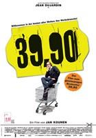 """99 francs - 11"""" x 17"""" - $15.49"""