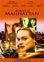 """Adrift in Manhattan - 11"""" x 17"""""""