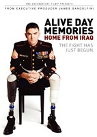 """Alive Day Memories: Home from Iraq - 11"""" x 17"""""""