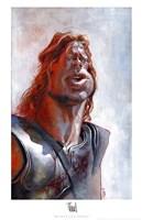 Achilles Heel Fine Art Print