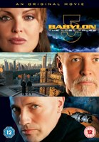 """Babylon 5: The Lost Tales - Voices in the Dark - 11"""" x 17"""" - $15.49"""
