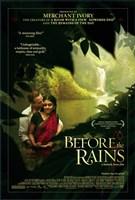 "Before the Rains - 11"" x 17"""