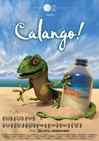 "Calango - 11"" x 17"""