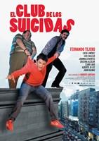 """El Club de los suicidas - 11"""" x 17"""""""
