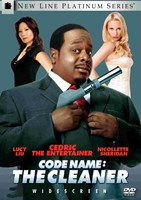 """Code Name: The Cleaner - Cedric the Entertainer - 11"""" x 17"""""""