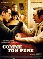 "Comme Ton Pere - 11"" x 17"""
