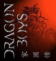 """Dragon Boys - 11"""" x 17"""""""
