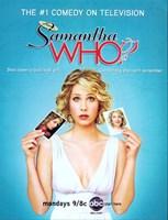 "Samantha Who - 11"" x 17"""