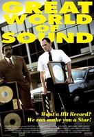 "Great World of Sound - 11"" x 17"""
