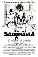 "Sadomania - Hlle der Lust - 11"" x 17"""