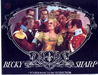 "Becky Sharp - 17"" x 11"", FulcrumGallery.com brand"