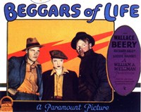 "Beggars of Life - 17"" x 11"""
