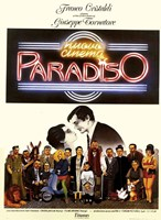 Cinema Paradiso: The New Version Fine Art Print