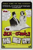 "Sex in the Comics - 11"" x 17"" - $15.49"