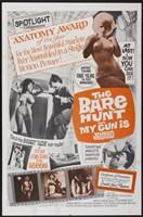 "The Bare Hunt - 11"" x 17"" - $15.49"