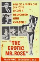 """The Erotic Mr. Rose - 11"""" x 17"""" - $15.49"""