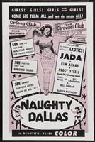 "Naughty Dallas - 11"" x 17"""