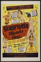 """Strip Tease Murder Case - 11"""" x 17"""""""