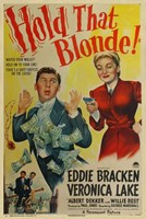 """Hold That Blonde - 11"""" x 17"""" - $15.49"""